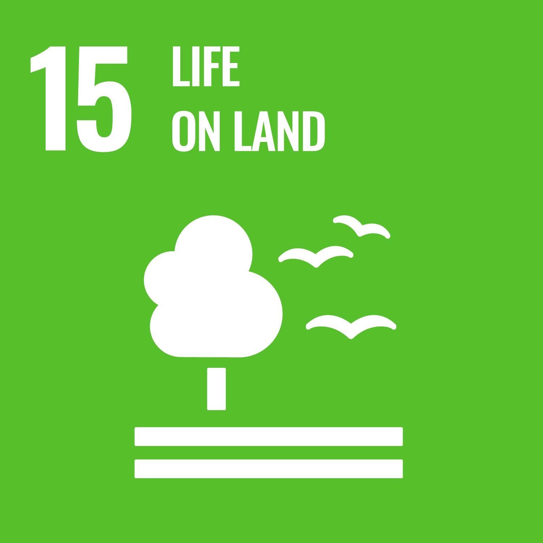 Sustainable Development Goal 15 - Xindao